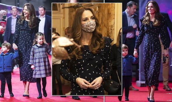 Kate Middleton tonight