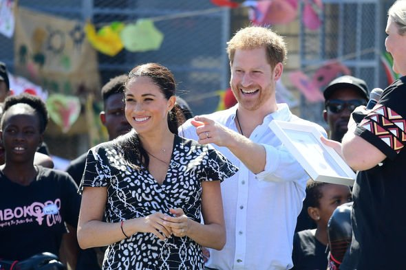 Meghan Markle: The Duchess and Prince Harry have visited the UK once since their departure