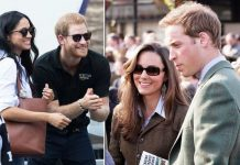 Meghan and Harry and Kate and William in early stages of relationship