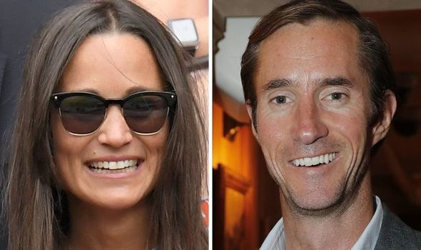 Pippa Middleton and husband 'appeared like strangers' before preparing for new title
