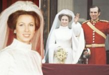 Princess Anne: Queen Elizabeth II tiara