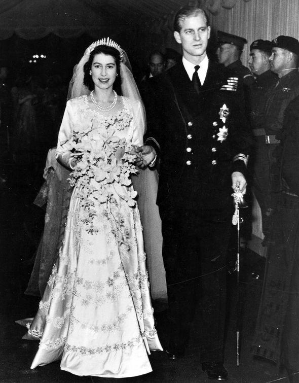 Princess Anne: Queen Elizabeth II tiara wedding