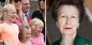Princess Anne family tree