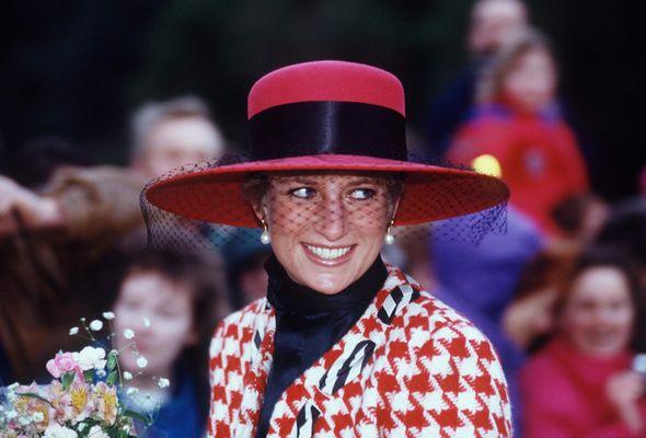 Princess Diana Christmas