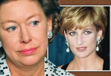 Princess Diana: Princess Margaret is said to have taken her hatred of Diana 'to the grave'