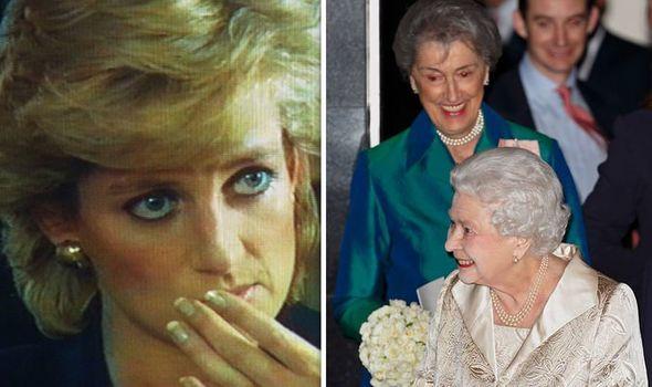 Princess Diana interview