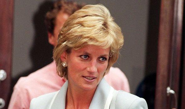Princess Diana news: