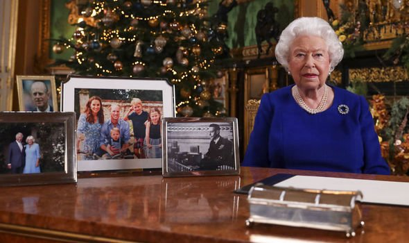 Queen gives annual Christmas speech