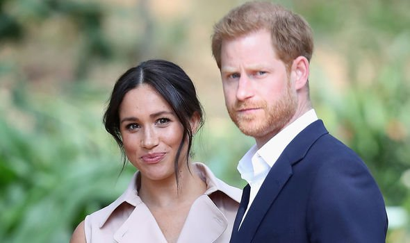 Royal Family news: Harry and Meghan in South Africa