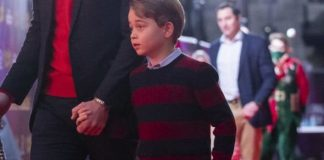 Royal Family news how tall is Prince George height William and Kate evg