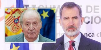 Royal Family news: King Felipe VI and Juan Carlos
