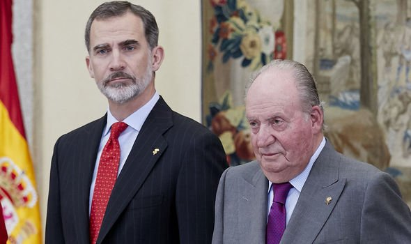 Royal Family news: King Felipe VI and Juan Carlos