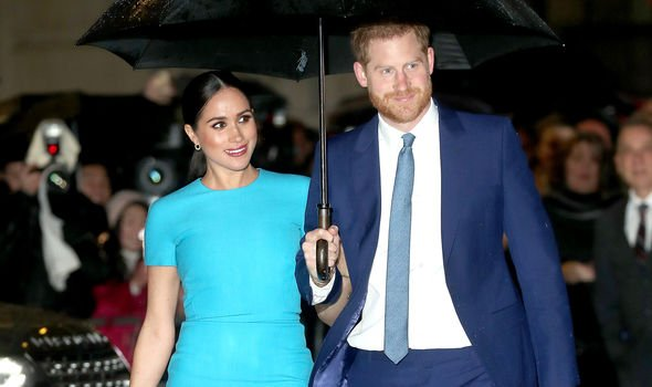Royal return: It is unclear when or if Meghan and Harry will ever return to the UK