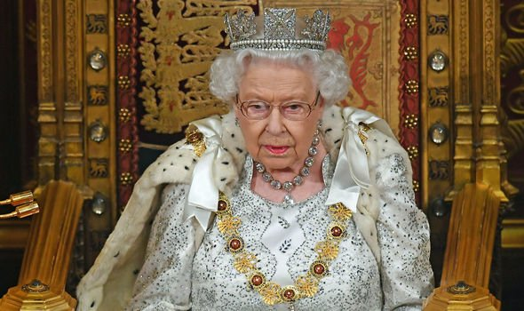 The Queen is a figurehead and purely ceremonial