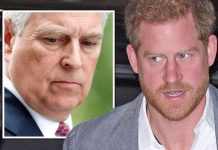 Prince Andrew update prince harry news