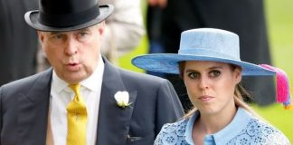prince andrew news princess beatrice epstein royal