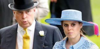 prince andrew news princess beatrice epstein royal