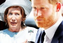 prince harry godmother Lady Celia Vestey dies royal family latest news