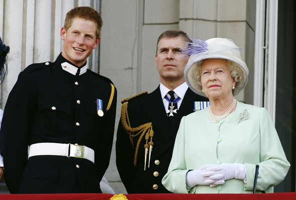 prince harry update prince Andrew latest