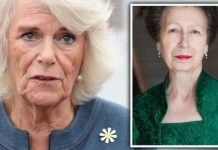 princess anne news camilla royal family