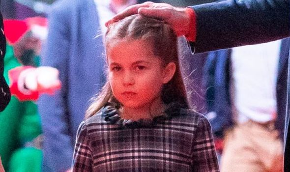 princess charlotte news prince william royal family