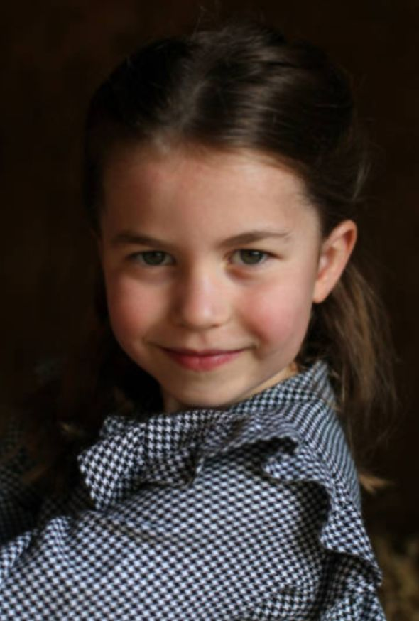 princess charlotte news royal family latest