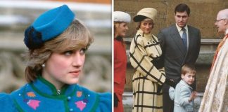 princess diana christmas