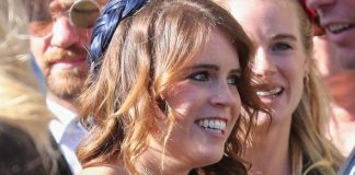 princess eugenie baby royal family tradition