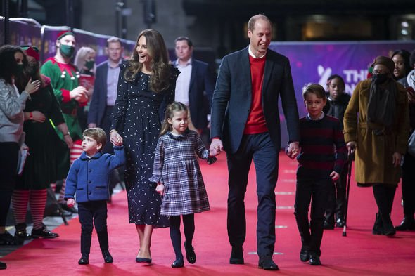 Royal news: The Cambridge family
