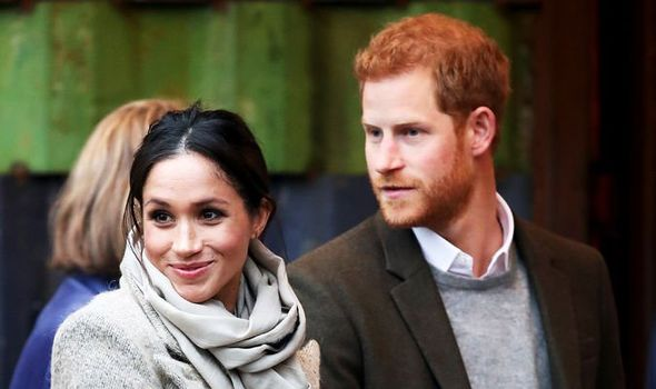 Meghan  Markle and Prince Harry shunned over claim they were 'internationally protected people'