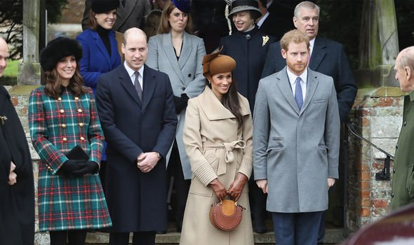 Meghan and Harry would have been internationally protected persons when they were working royals