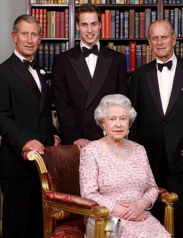 Charles, William and Philip are still Counsellors of State for the Queen