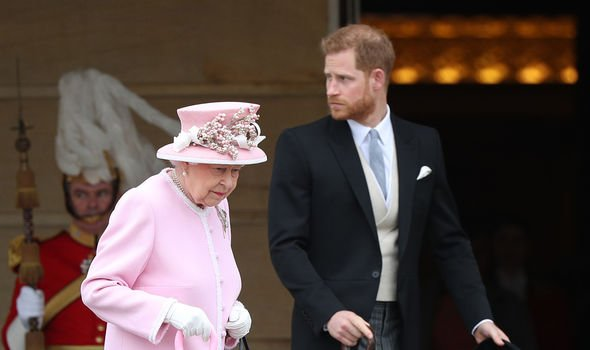 The Queen is unlikely to strip Harry of his place in the line of succession