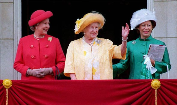 The Queen was exceptionally close to her mother and Princess Margaret