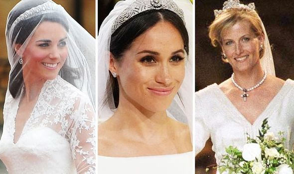 Kate Middleton, Meghan Markle and Sophie Wessex all got special wedding gift from Queen