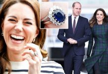 Kate Middleton: Prince William wedding ring