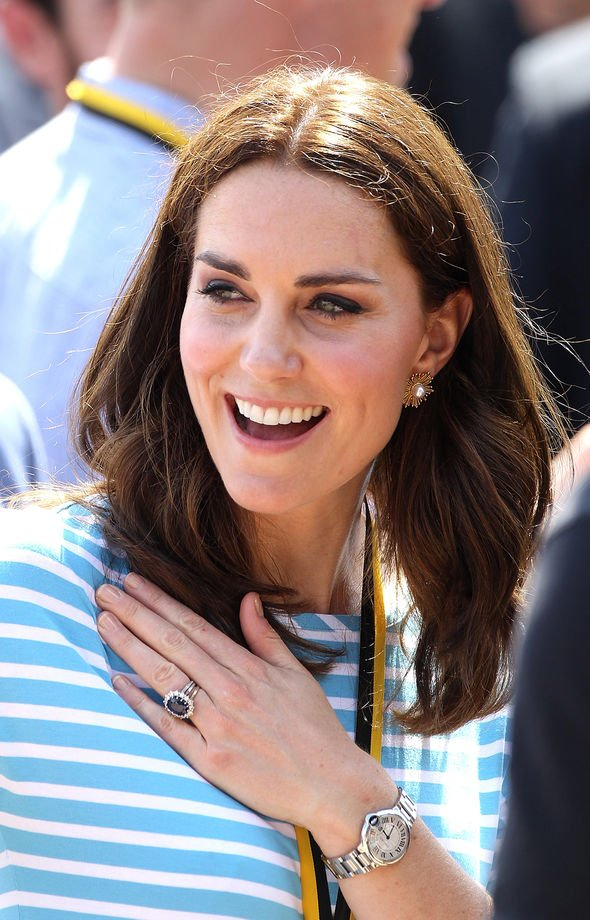 Kate Middleton: Prince William wedding ring