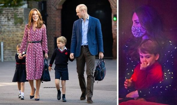 Kate Middleton's 'hands on' parenting approach protects the 'privacy' of her children