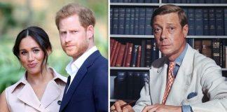 Meghan Markle, Prince Harry and Edward VIII