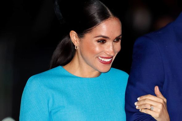 Meghan Markle's engagement ring contained part of Diana's collection