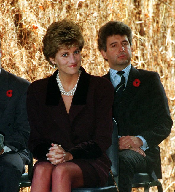 Patrick Jephson said he told Princess Diana not to do the Panorama interview