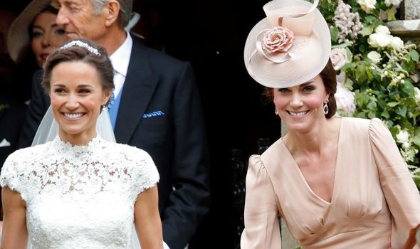 Pippa Middleton became a household name after the wedding