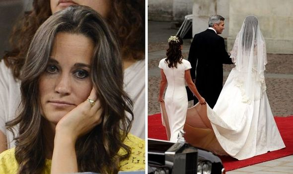 Pippa Middleton 'unable to relax' after 'unexpected' aftermath following Kate's wedding