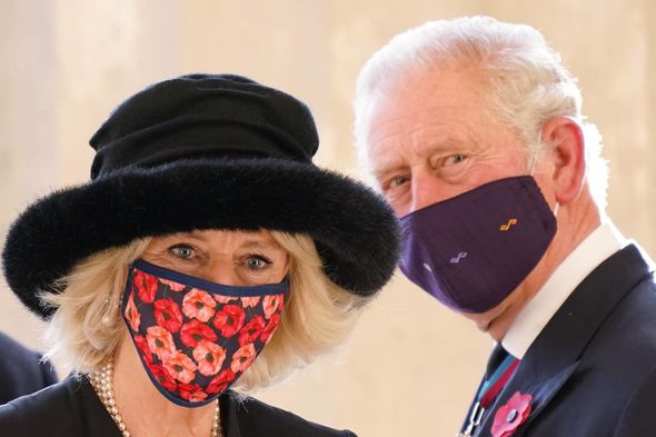 Prince Charles and Camilla were forced to turn off comments on their social media pages