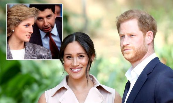 Prince Harry: Patrick Jephson has sent a warning to the royal