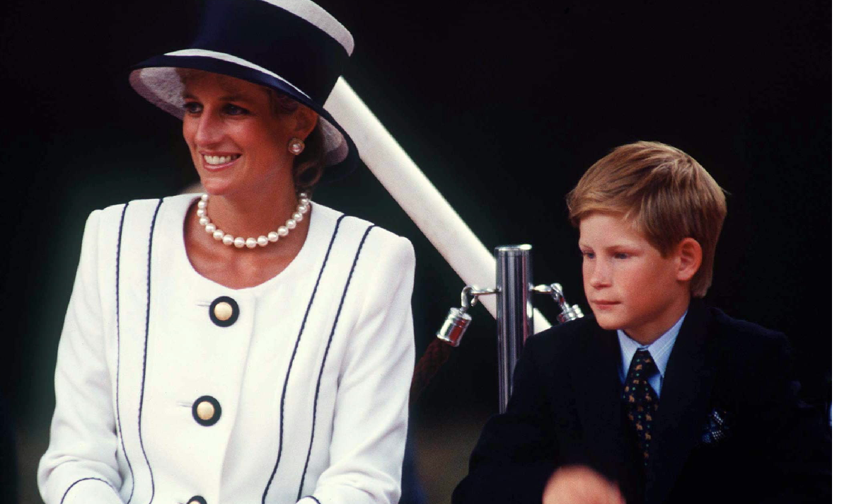 Prince Harry Prince William Prince Philip royal news latest update Princess Diana vn