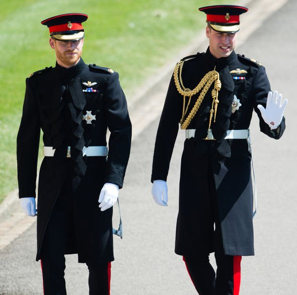 Prince Harry titles