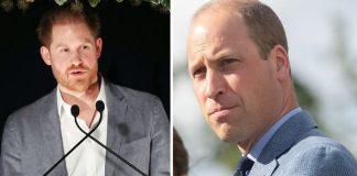 Prince Harry v Prince William: