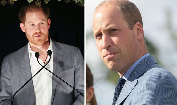 Prince Harry v Prince William: