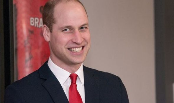 Prince William officially opens Brains Brewery in Wales, 2019